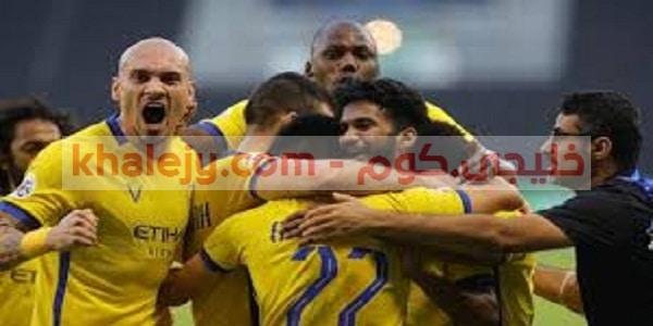 موعد مباراة النصر السعودي وبيرسبوليس دروي ابطال اسيا 1