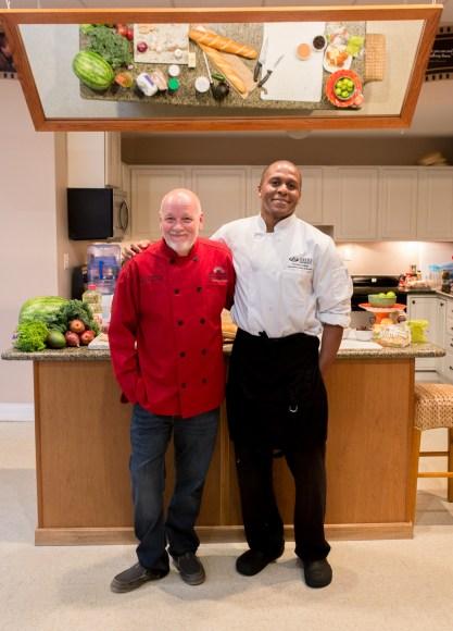 Chef Tom Stevenson // Cancer Support Community