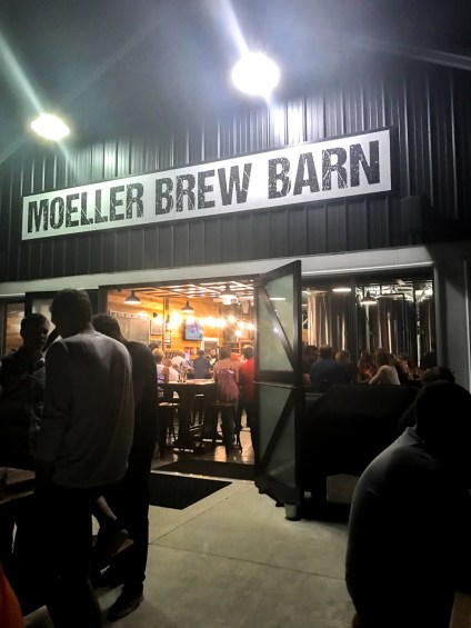 Moeller Brew Barn & Tailspin-2