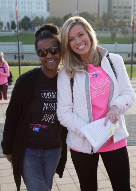American Cancer Socity Making Strides Walk-1-2