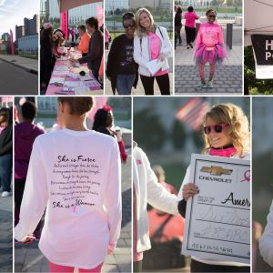Making Strides Against Breast Cancer // American Cancer Society