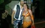 With Tania Yael Yobi