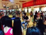 Workshop in Guanzhou, China