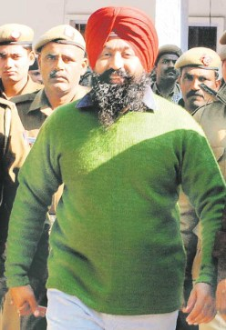 Paramjit Singh Bheora, resident of Ropar district