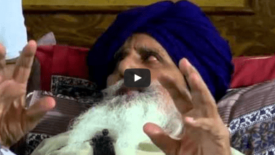 Watch Video - Today Speech by Bapu Surat Singh on Day 99