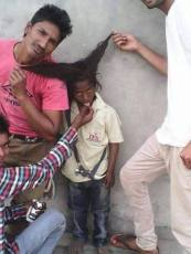 Outrage after picture surfaces of amritdhari boy being harassed in Punjab