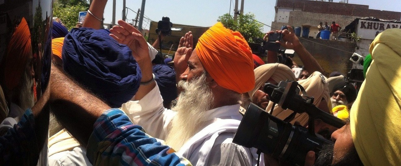 singh carry on for morcha
