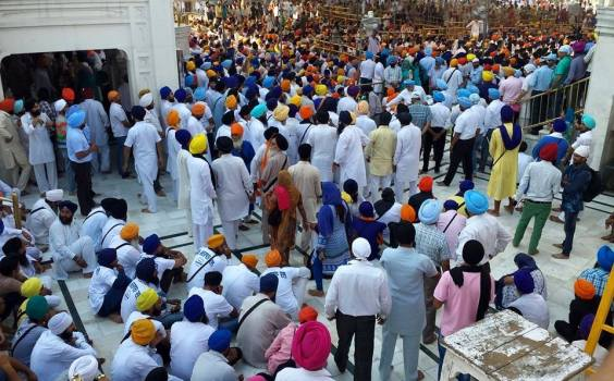 Amritsar update pictures 6 june 2015