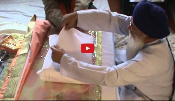 How to do Prakash, Hukamnama, Vashiee and Sukhasan Di Seva of Sri Guru Granth Sahib Ji