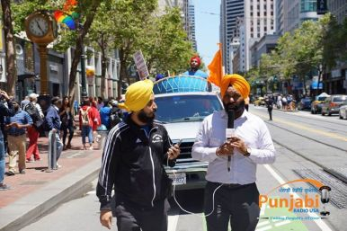 Pictures & Videos London - Thousands of Sikhs march to remember Amritsar temple attack (29)