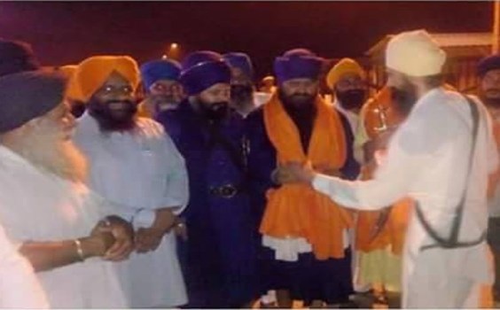 Bhai Sukhjit Singh Khosa and Bhai Gurmeet Singh memmber of Satikar Committee Released From Kapurthala Central Hail