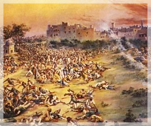 Massacre at Jallianwala Bagh