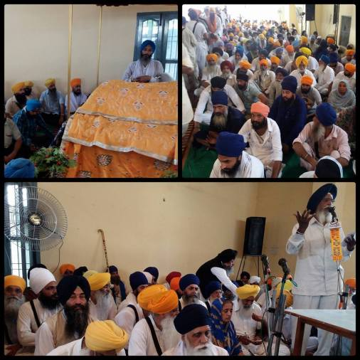 Panthic Convention 6 july 2015, Hasanpur ludhiaana