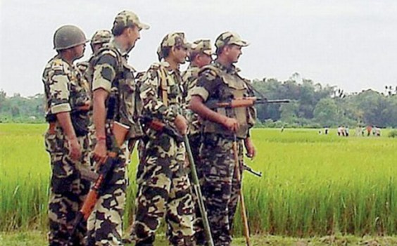 Punjab government orders deployment CRPF personnel around Hassanpur village