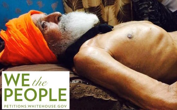 Appeal to Sign White House Petition for Bapu Surat Singh Khalsa