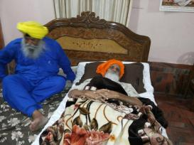 bapu ji at home