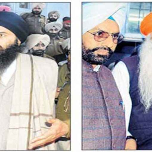 Bhai Baljit Singh Daduwal and Wassan Singh Jafarwal Send to 3 Day More Police Custody (Remand)
