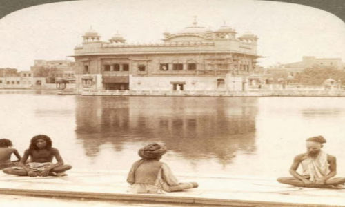 Rare Pictures of Sri Harmandir Sahib Ji (7)