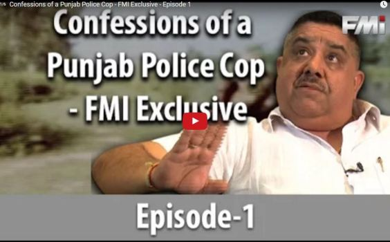 Exposed :- How To Fake Encounter in 1984 | Confessions of a Police Cat | Interviews with Gurmeet Pinky