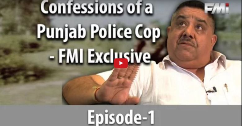 Exposed :- How To Fake Encounter in 1984   Confessions of a Police Cat   Interviews with Gurmeet Pinky