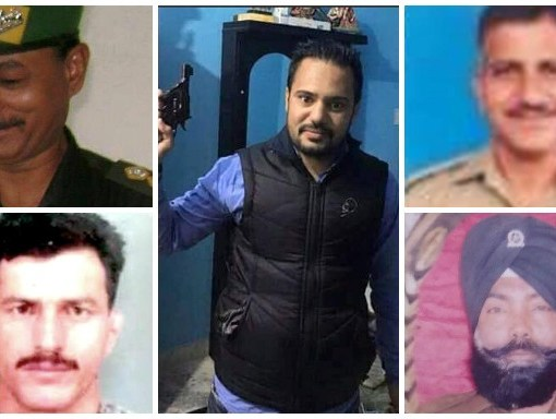 7 Martyrdom of Pathankot Terror Attack