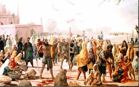 Massacres Against Sikhs