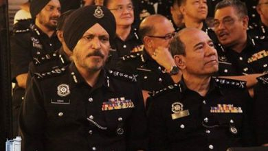 First Sikh commissioner to take over as Kuala Lumpur police chief tomorrow