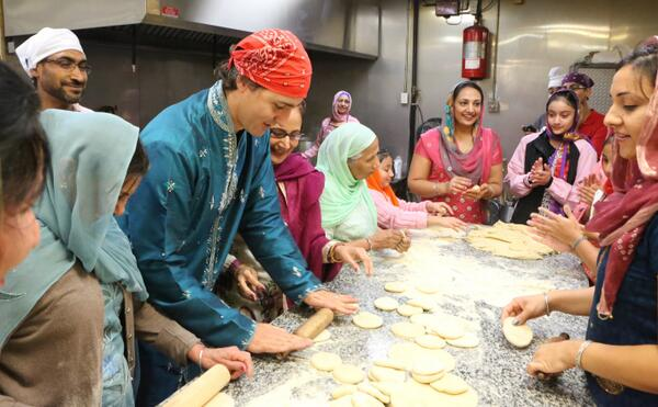 Gursikh Sabha in Scarborough and contribute to the langar.