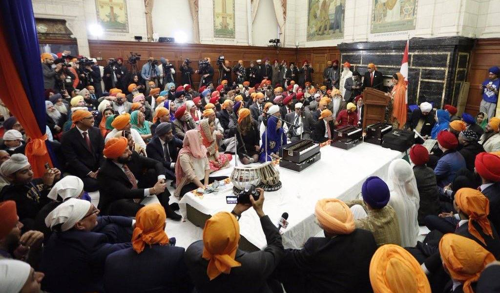 Great to be at Vaisakhi on the Hill today! I'm proud to celebrate the remarkable contributions of Sikh Canadians.