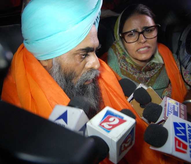 After 21 Years Prof. DavinderPal Singh Bhullar Released on Parole for 21 days