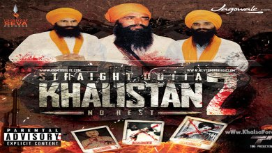 Straight Outta Khalistan 2 Album cover