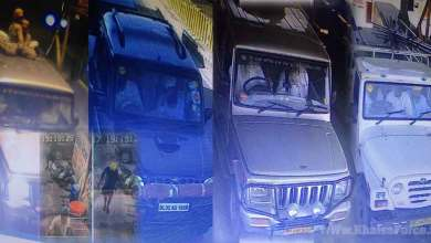 CCTV Footage Video :- Four Cars Impounded, Nine Suspects Rounded Up | Attack on Dhadrianwale