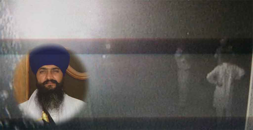 Punjab Police Try to Arrest Bhia Sukhjit Singh Khose | Outside The House