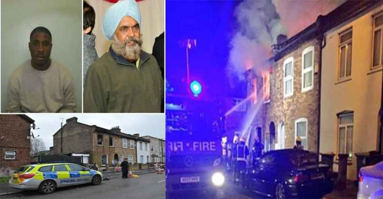 Tyrone Jacobs Was Jailed for the Murder of Harbhajan Singh Rooprai | Sentence for Arsonist who Killed 'Selfless' Man in Botched Revenge Attack