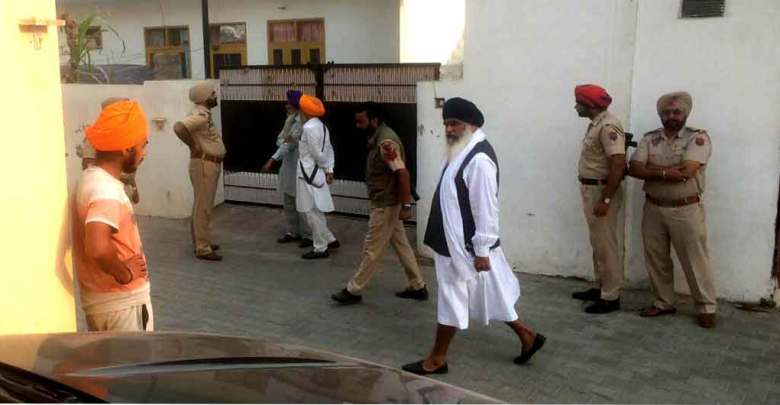 Jathedar Bhai Dhian Singh Mand Arrested Day After Unity With Punj Piare