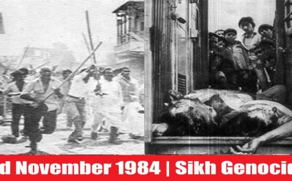 Friday 2nd November 1984 | Sikh Genocide
