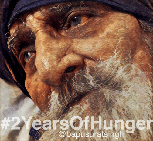 2 Years Of Hunger