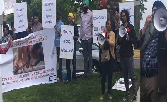 Subramanian Swamy, Protest ,California, Cow Culture, Conference ,Northern California ,RSS Program