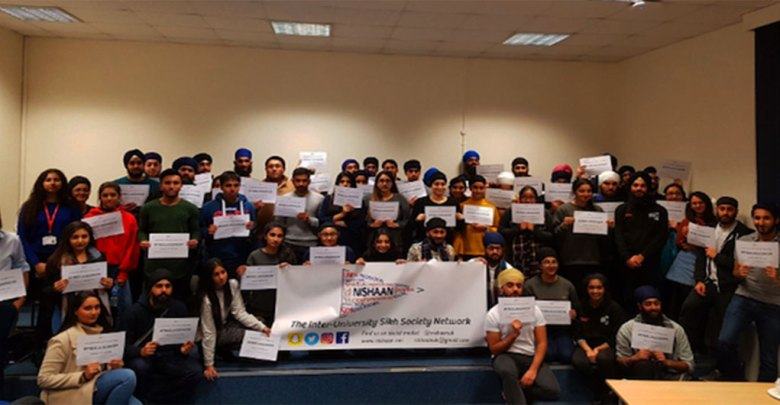Sikh Students of 11 Universities in London Condemn Indian State for Unjustly Incarcerating #FreeJaggiNow