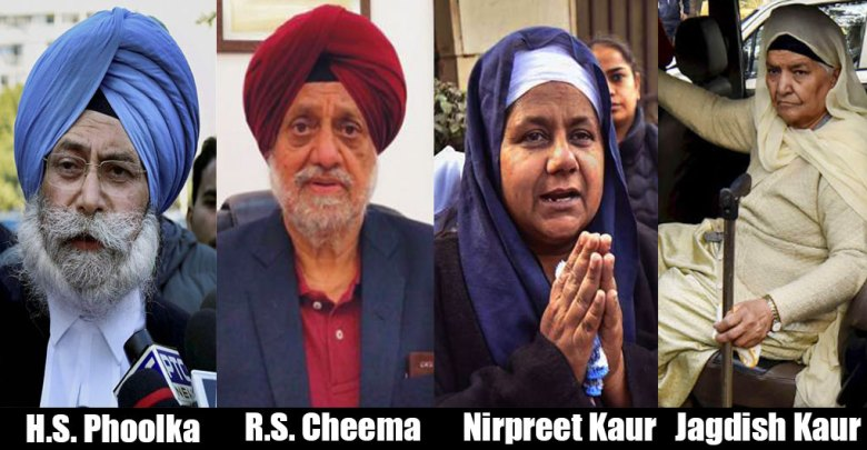 Heroes Who Fought For Justice In 1984 Anti-Sikh Riots   Who Never Gave Up the Fight, and Succeeded in Putting Sajjan Kumar in jail