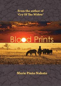 blood print cover