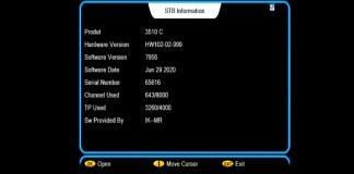 Ali 3510c Software