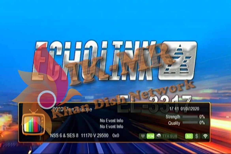 Echolink el 3317 Software