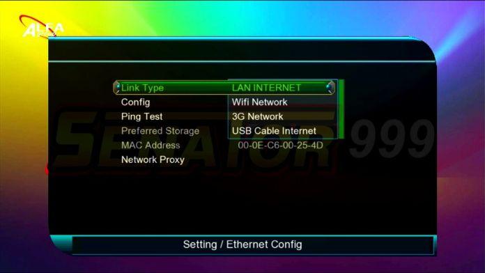 Ethernet Configuration