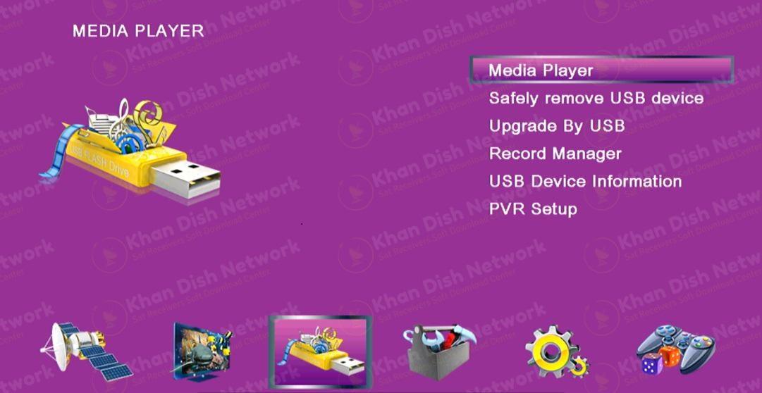 Ali 3510c new software pink menu dolby