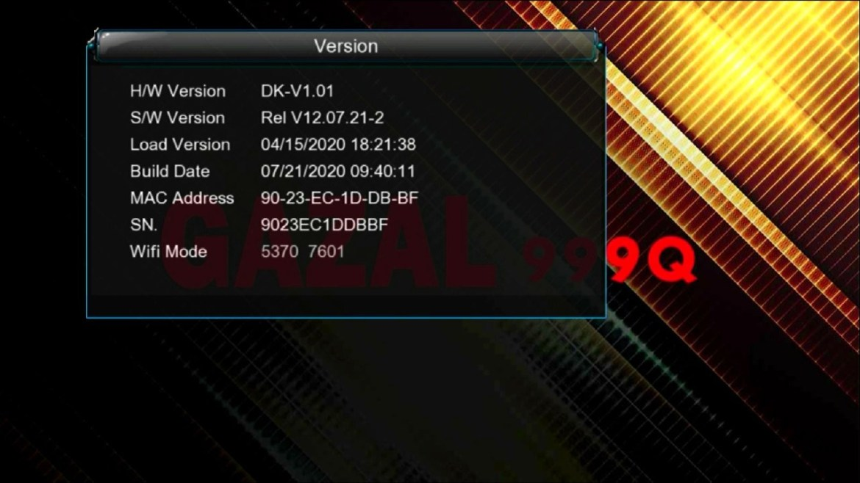 Ghazal 999Q 1507g new software
