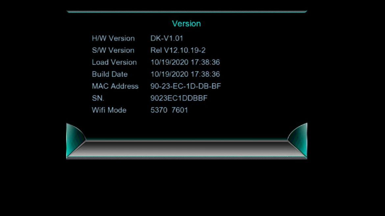 Dk-V1.01 1507g new software