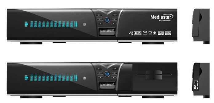 Mediastar Ms-Diamond Z1 new software