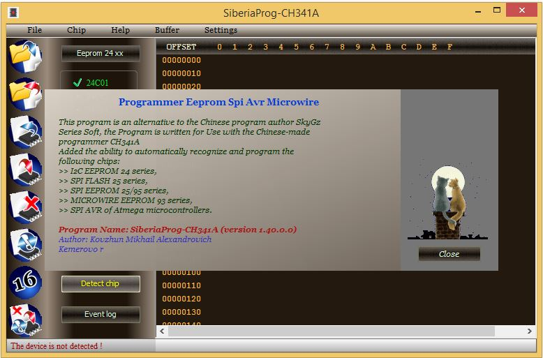 Ch341a new software 2021