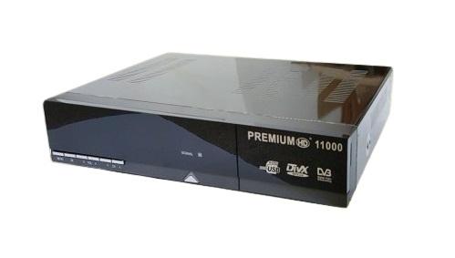 Premium HD 11000 New Software